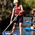 Stand up paddle Megacraft en Aveyron et Gorges du Tarn