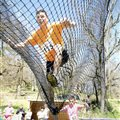 Nawack Obstacle Course Millau France gorges of Tarn